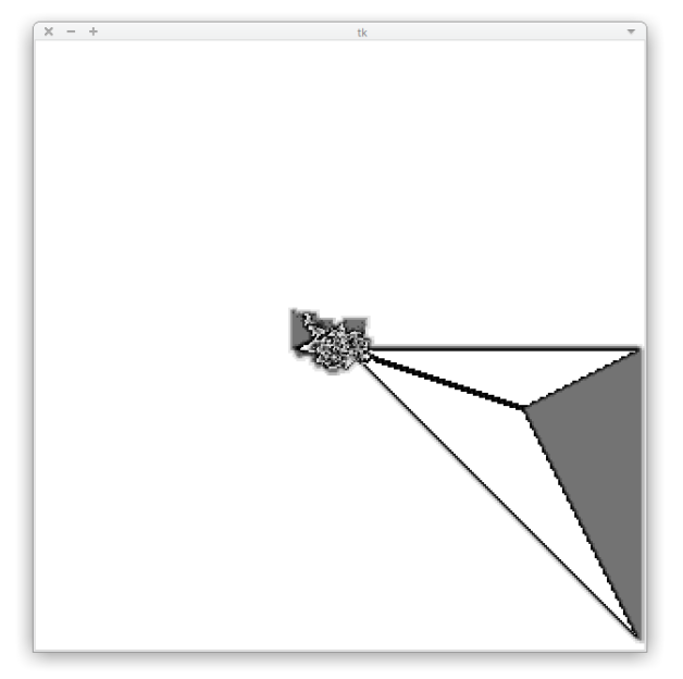 Mrówka Langtona: RRLLLRLLLRRR